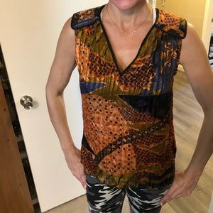 Woman'Silk Top